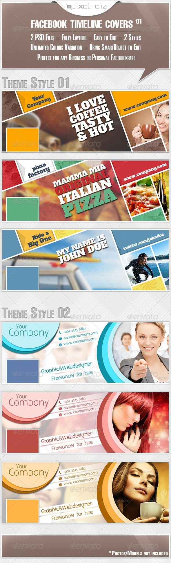Facebook Timeline Covers 01 - Facebook Timeline Covers Social Media