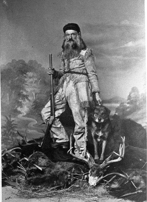 Mountain Man......Stephen Meek, was born on the 4th of July, 1805 in Virginia. At the age of 20 he entered the services of the Rocky Mountain Fur Company in St. Louis, Missouri. He left his moccasin tracks all over the West, from Yellowstone to the Arkansas. A free trapper he hired out with the Hudson's Bay Company in 1835 and passed through the Umpqua region for the first time in 1836.