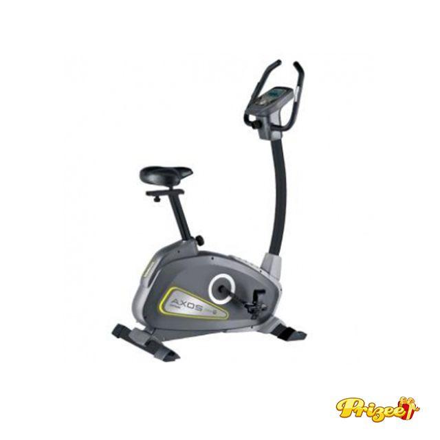 Grâce au vélo d'appartement indoor Kettler Axos mis en jeu sur Prizee, tu peux te mettre au sport avant l'été !