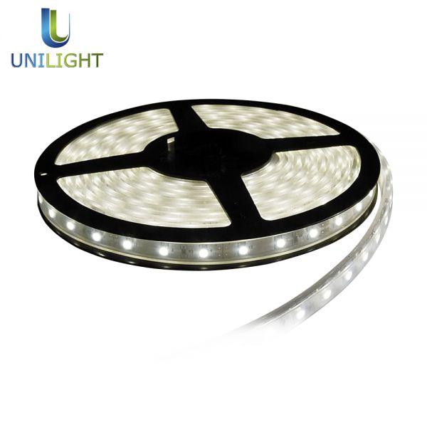 #Taśma #LED 12V - Zimny biały - 5m jest dekoracja wnętrz podwieszanych sufitów. Kupujesz bezpośrednio @ http://www.unilight.com.pl/pl/wybierz-produkt/tasmy-led/tasma-led.html