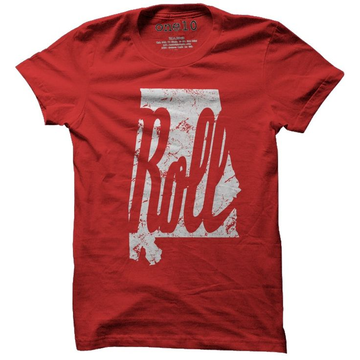 Roll Bama T-Shirt-Multiple Colors and Styles-- $20.00