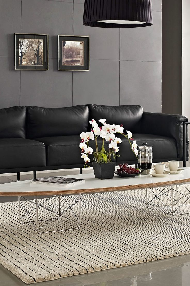 Table Trng Sofa End Tables Room Modway Coffee