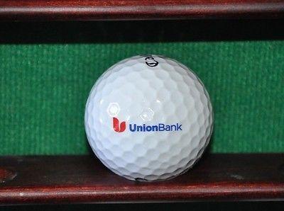 Union Bank of California Logo Golf Ball. Callaway