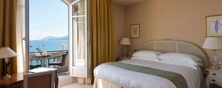 InterContinental Carlton Cannes hotel, France