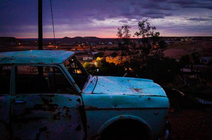 More Coober Pedy sunrise
