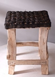 recycled rubber wood