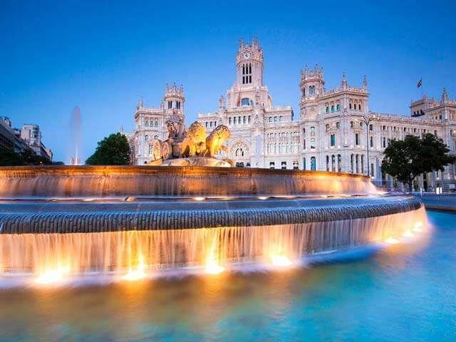 Vuelos baratos a Madrid - Billetes al mejor precio en eDreams