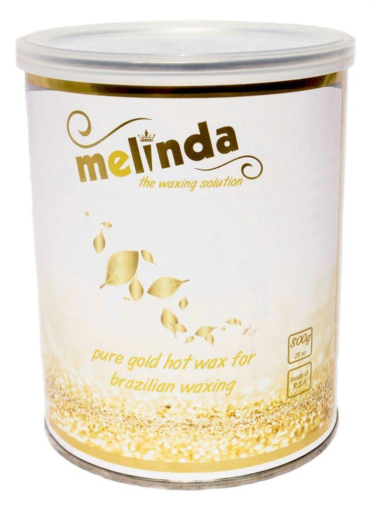 Melinda Pure Gold Hot wax 800g