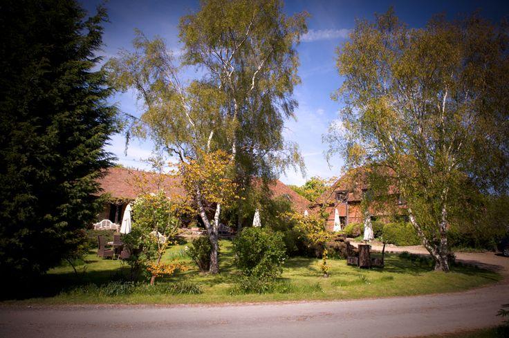 Elvey farm, Egerton, Kent