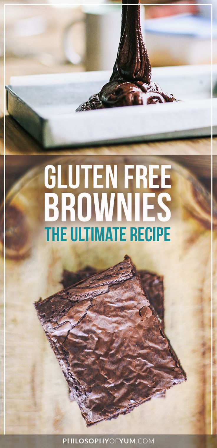 best gluten free brownies | gluten free chocolate brownies | gluten free brownies recipe