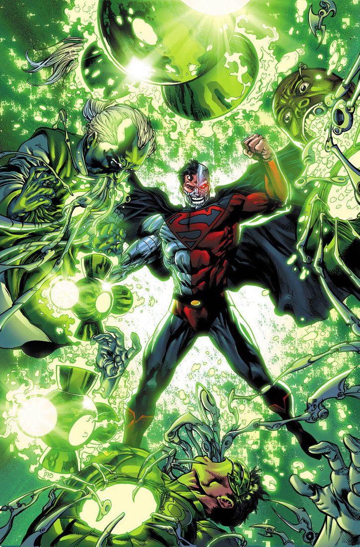 162 Best Detective Comics Dc Images On Pinterest Bott Funko Pop Jl Cyborg Superman Vs The Green Lantern Corp