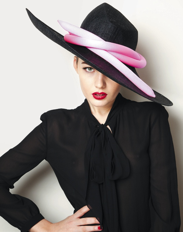 Design: Philip Treacy
