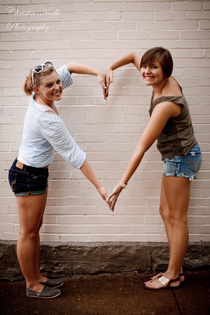 Best friend photoshoot! @Rachel Harrell @Laney Woolf