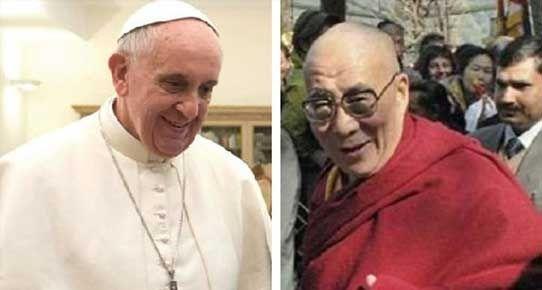 B1 gösteriliyor. Mukaddes Makam 'ın böylece, Dalay Lama ve Pekin içinde yarım asrı aşkın süren gerilimin arasında yer almak istemediği mesajını verdiği belirtiliyor. Dalay Deve, Tibet ten sürgün edildiği 1959 yılından buyana Hindistan ın kuzeyinde yaşıyor. Dalay Lama, Tibet in özerklik haklarının genişletilmesini isterken, Pekin ise onu, Tibet i Çin den ayırmaya çalışmakla suçluyor. Dalay Deve, sakıncalı olacağını düşündükleri için Vatikan yönetiminin, Papa ile görüşmesinin olası…