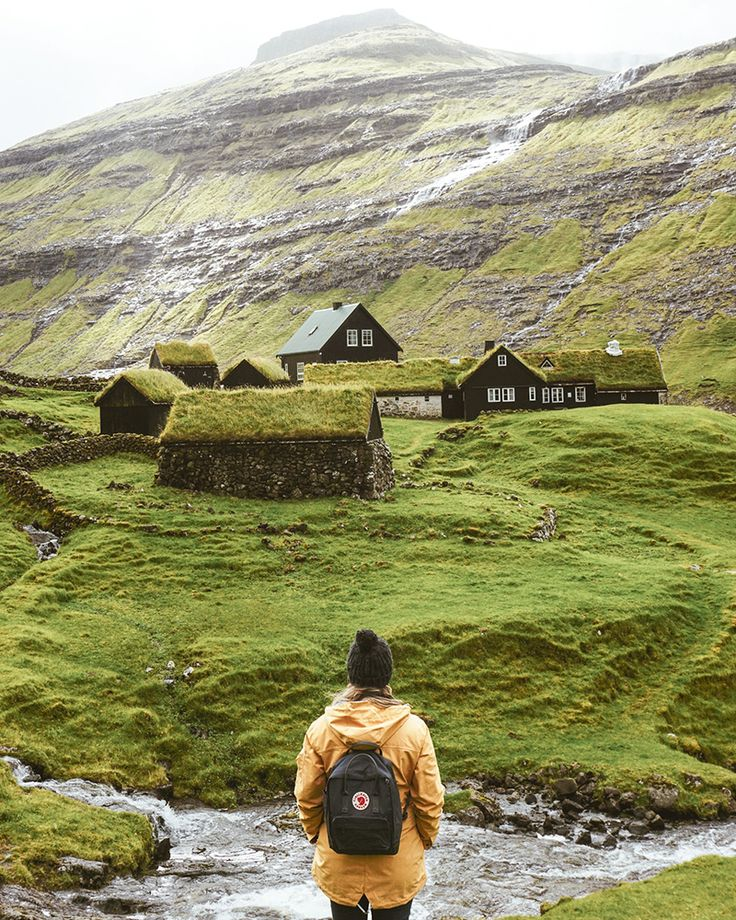Our current journey to the Faroe Islands for Simon's birthday was the …