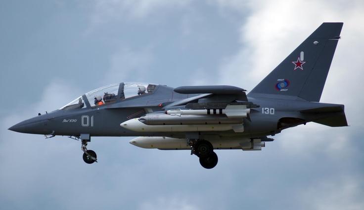 Yakolev Yak-130 | ZAP16.COM