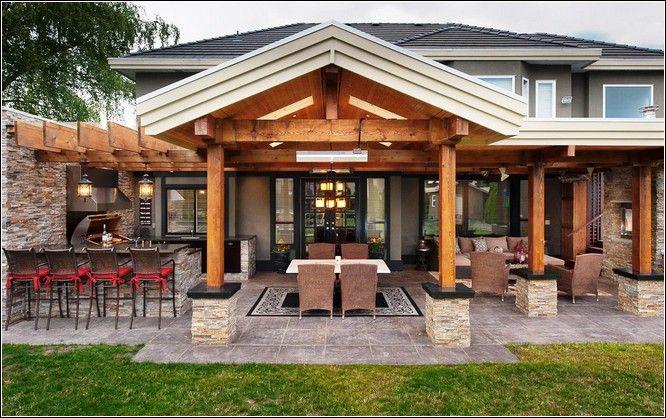 outdoor backyard ideas | Outdoor Covered Patio Ideas Nz ...