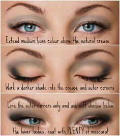 How do you apply eyesahdow to hooded eyes? Read this simple how-to and with illustration:  http://www.sesora.com/hoodwinked/
