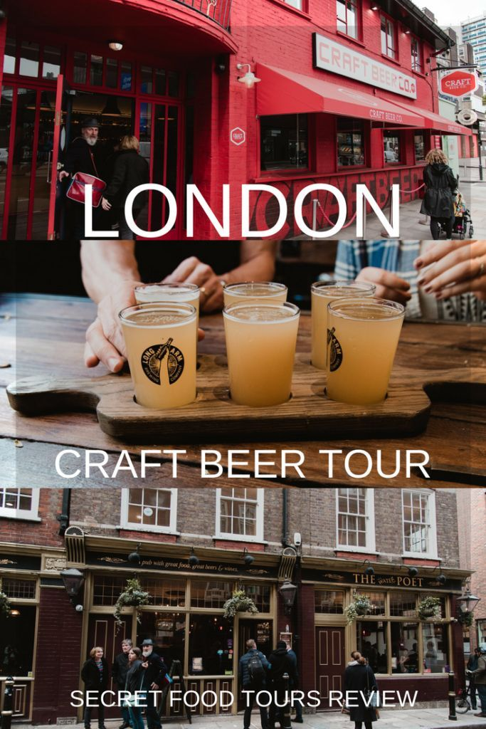 London Craft Beer Tour – Secret Food Tours – #Beer #craft #Food #London #Secret …
