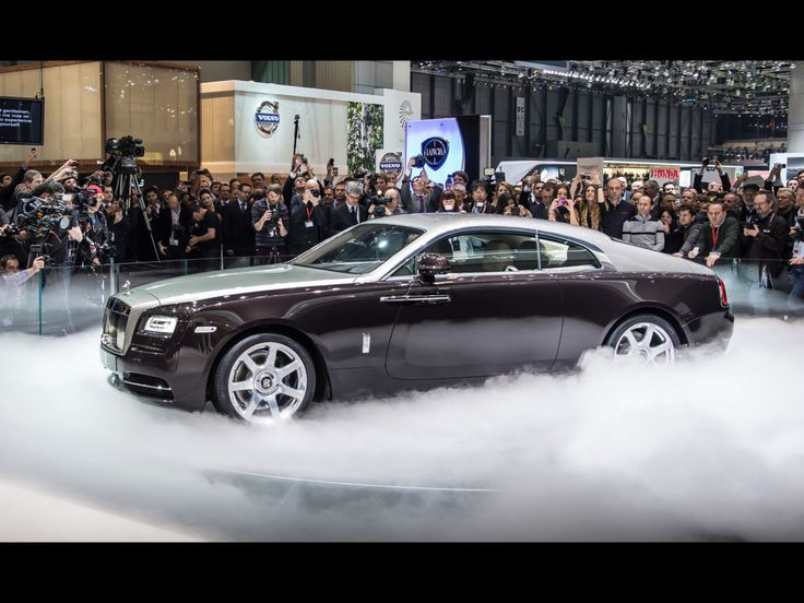 Rolls Royce Wraith 2014 - The Fastest and The Most Powerful - Blog Ur Way