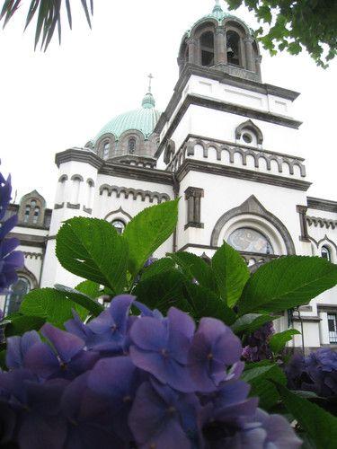 Holy Resurrection Cathedral ニコライ堂 : Ochanomizu,Tokyo