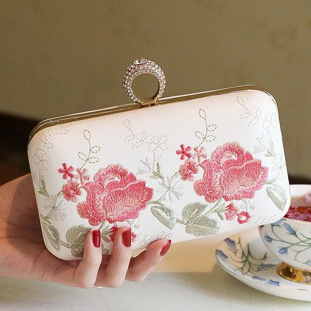 Pride Ivory Clutch Bag  Get 20% DISCOUNT when will open our store (prideclutches.com) doors! Go to website subscribe with your email and recieve the discount code.