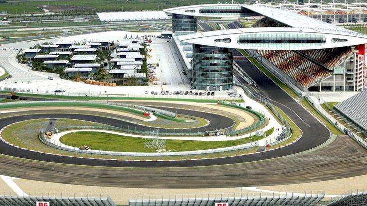 Großer Preis von China - Hier will Vettel Hamilton zur Schnecke machen - Formel 1 - Bild.de