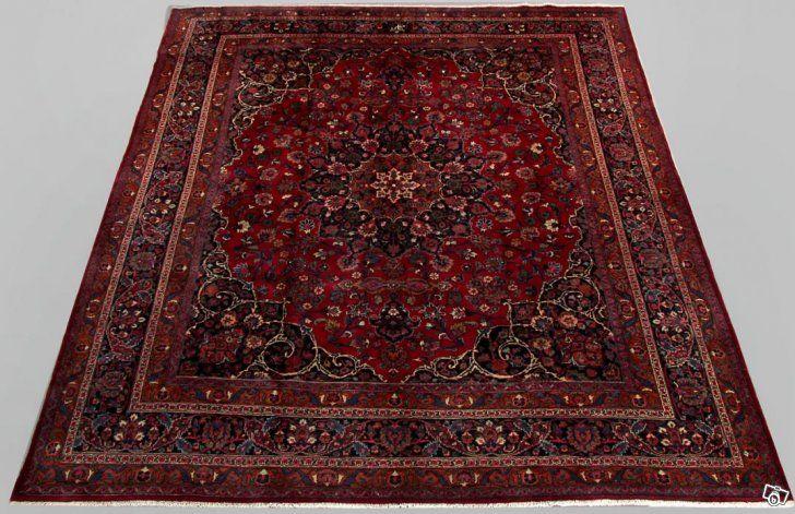Persisk matta (Kashmar) - 357 x 310 cm