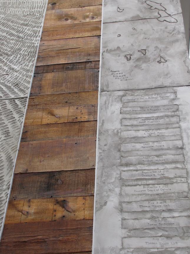 25 Best Ideas About Concrete Wood Floor On Pinterest