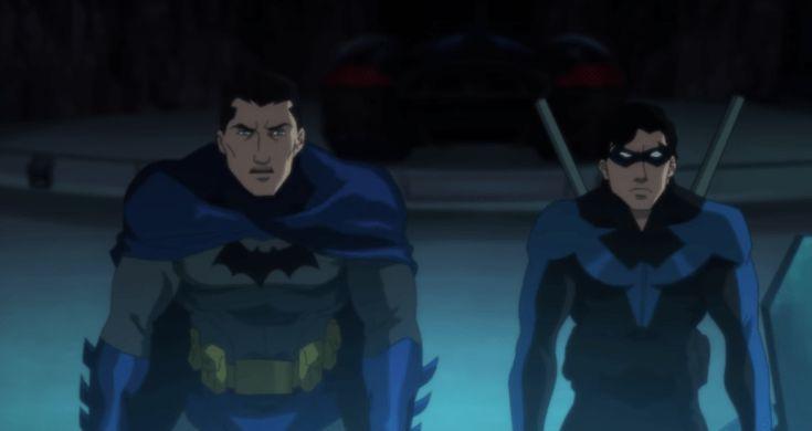 Batman Nightwing Nightwing Batman Hush Batman