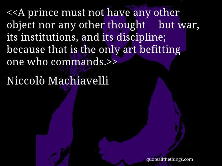 a study of the life of niccolo machiavelli Corrado vivanti, who was one of the world's leading machiavelli scholars   writing with a clarity and precision that only a lifetime of study made.