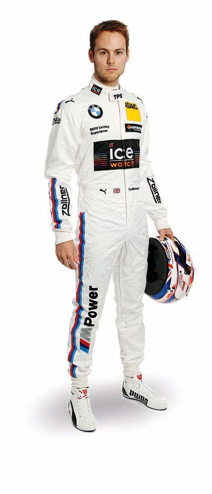 Tom Blomqvist fährt 2016 für das BMW Team RBM in der DTM
