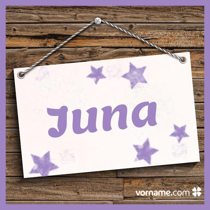Wäre Juna nicht ein schöner Name für Dein Baby? Finde heraus, wo der besondere Mädchenname herkommt, was er bedeutet, wann sein Namenstag ist und vieles mehr. Alle Infos zum Namen Juna!