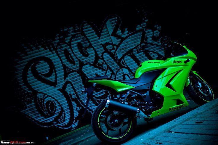 Kawasaki Ninja 250r On Pinterest  Motorcycles