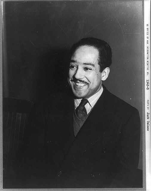 robert frost james langston hughes and Langston hughes essay  8 pages james langston hughes was born in  in the beginning there was language langston hughes and robert frost as role models.