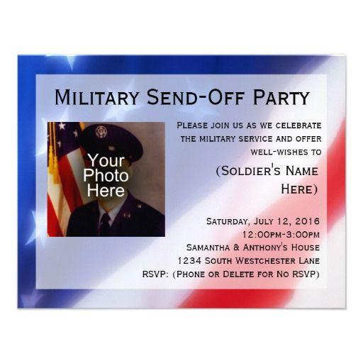 patriotic photo military send