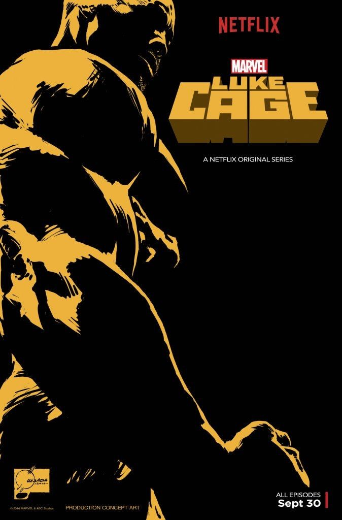 Luke Cage Poster Coming To SDCC