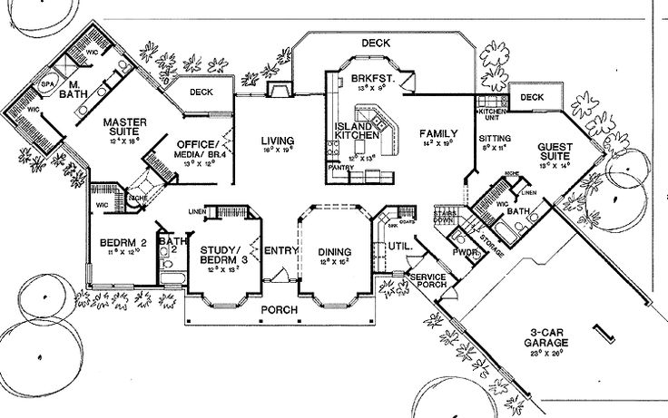 5 bedroom house plans australia house ideas pinterest 5 bedroom floor plans