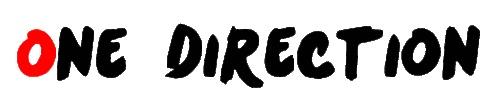 One Direction Logo!