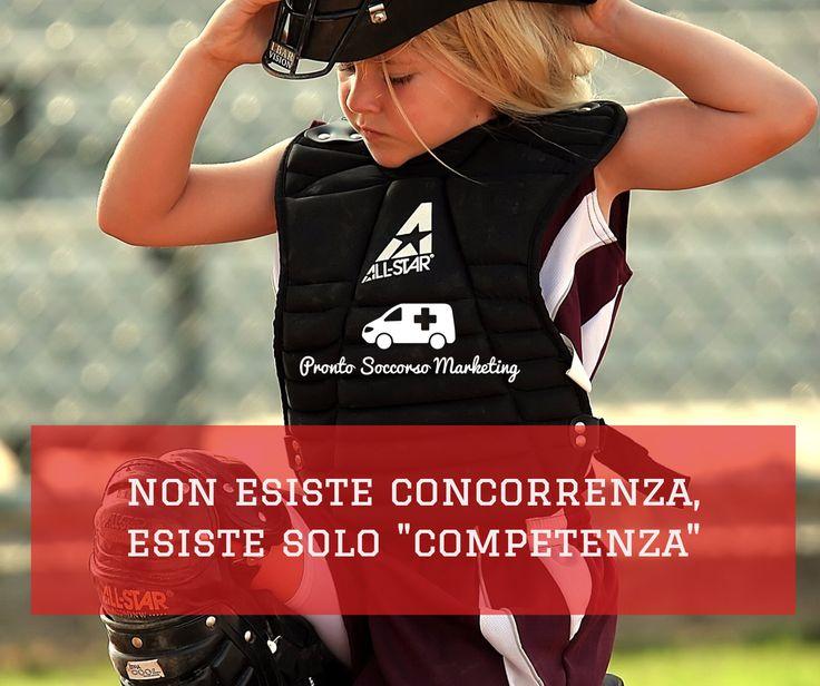 """non esiste concorrenza, esiste solo """"competenza"""""""