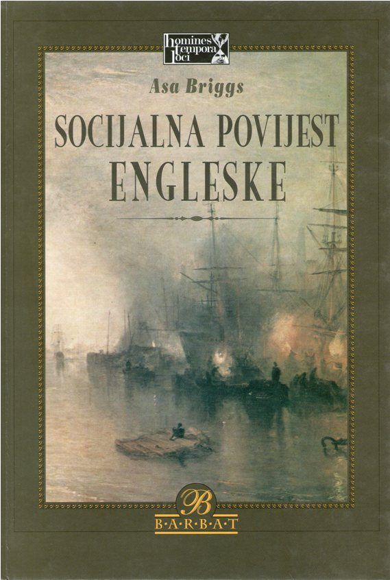 Assa Briggs Socijalna Povijest Engleske In 2020 Book Cover Zane Grey Zagreb