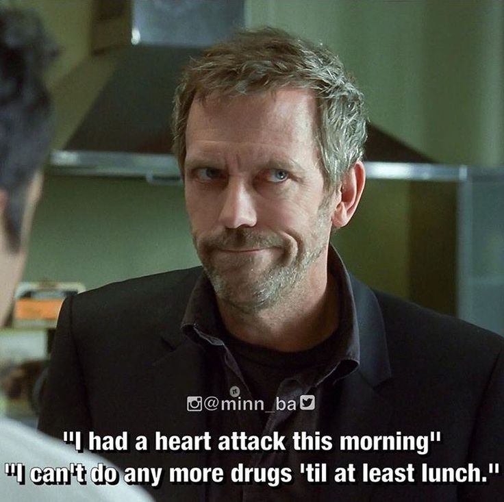Wilson's Heart: Season 4 Episode 16: originally broadcast on Fox on May 19, 2008 | Dr. Gregory House (Hugh Laurie)