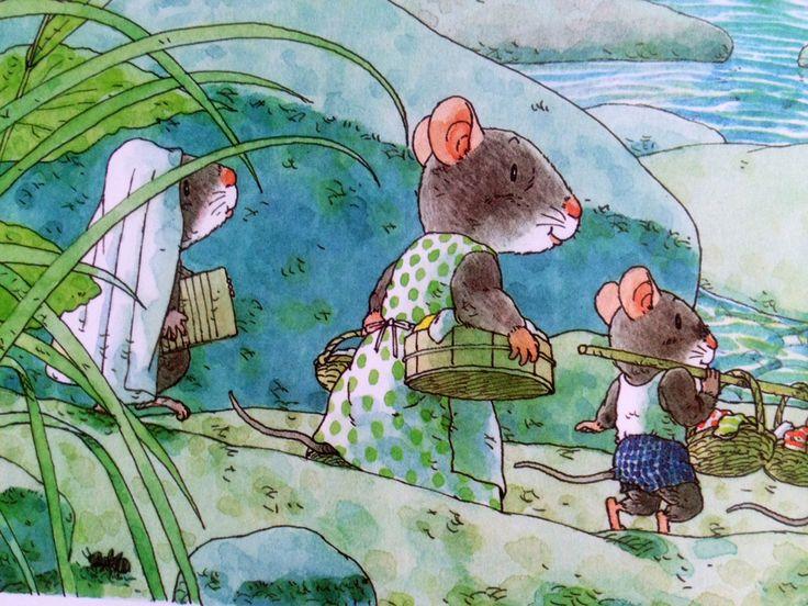 51 best kazuo iwamura images on pinterest books father and pai la lessive de la famille souris kazuo iwamura livres aims 13 fandeluxe Image collections