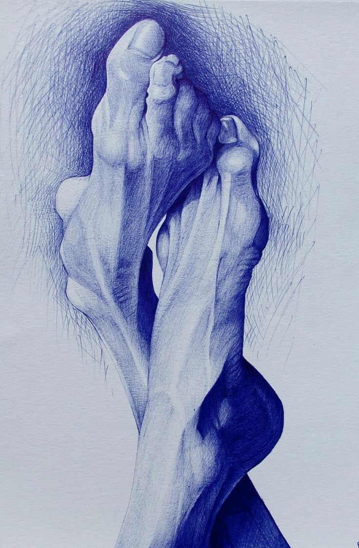 Ballpoint pen drawings | Pencil drawings by Alexandra Miron ...