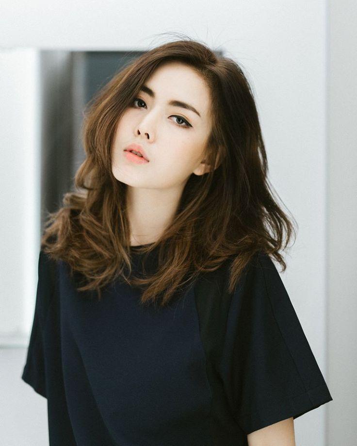 25+ Best Ideas About Medium Asian Hairstyles On Pinterest