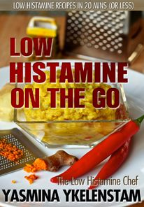 Having trouble on the GAPS diet?  Can't tolerate fermented foods?  You may have a histamine intolerance.  Check out this high and low histamine food list for those with food allergies