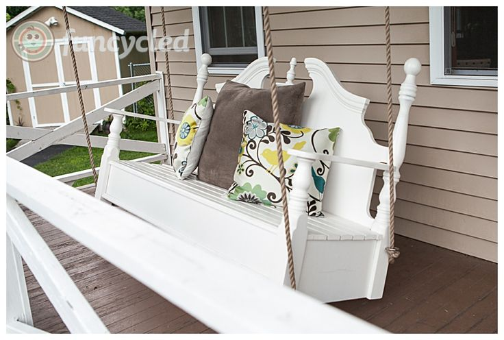 Hanging Porch Swing Bed Plans Woodworking Projects Amp Plans
