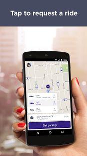 uber lyft alternative