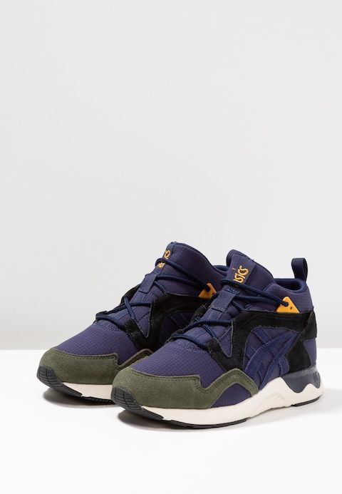 reputable site ef40a 79850 GEL-LYTE V SANZE MT G-TX - High-top trainers - peacoat ...