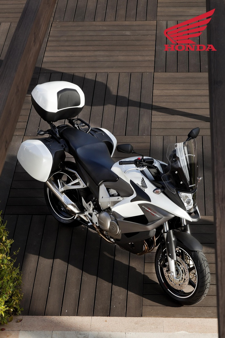 Flexibility like no other motorcycle, Honda announces the new VFR1200X, aptly known as the Crosstourer this motorcycle delivers the fun and excitement of a sportstourer with the comfort of an adventure machine. For more information visit http://motorcycles.honda.com.au/Sports_Touring/VFR1200X.